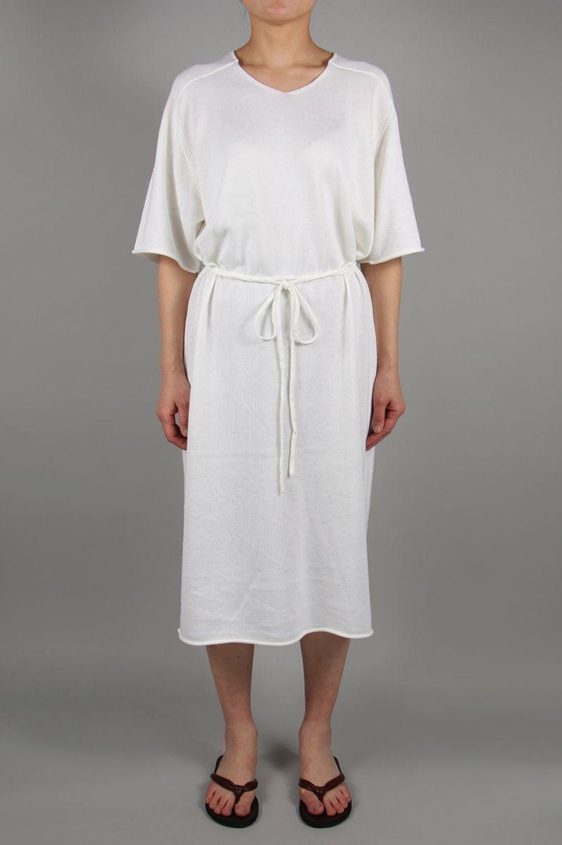 Knit Rough Dress-WHITE (11910311) Todayful(トゥデイフル)