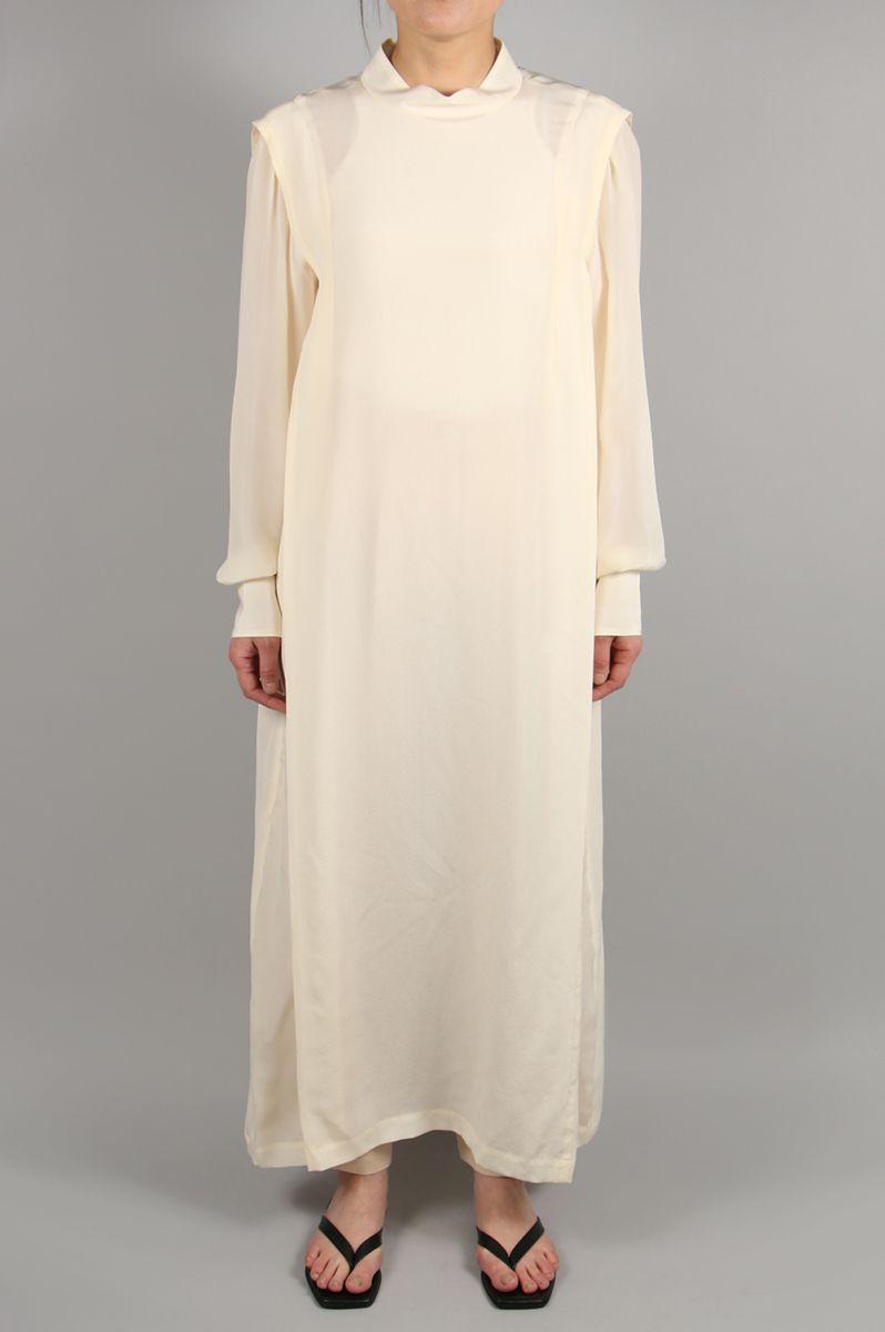 RETRO MAXI DRESS BLOUSE(159) Maison Eureka -Women-(メゾンエウレカ)