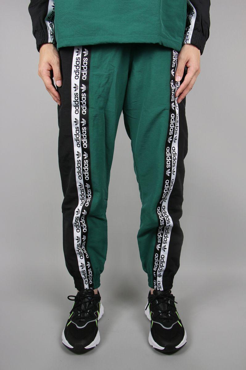 adidas Standard Wind Pants BgreenWhite M