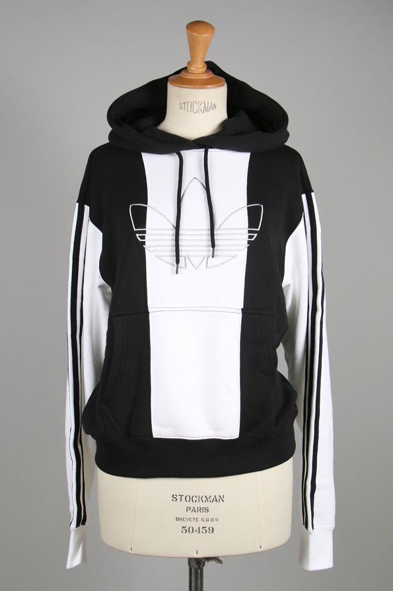 OFF COURT TREFOIL HOODIE(ED6247) adidas Originals Women (Adidas originals)