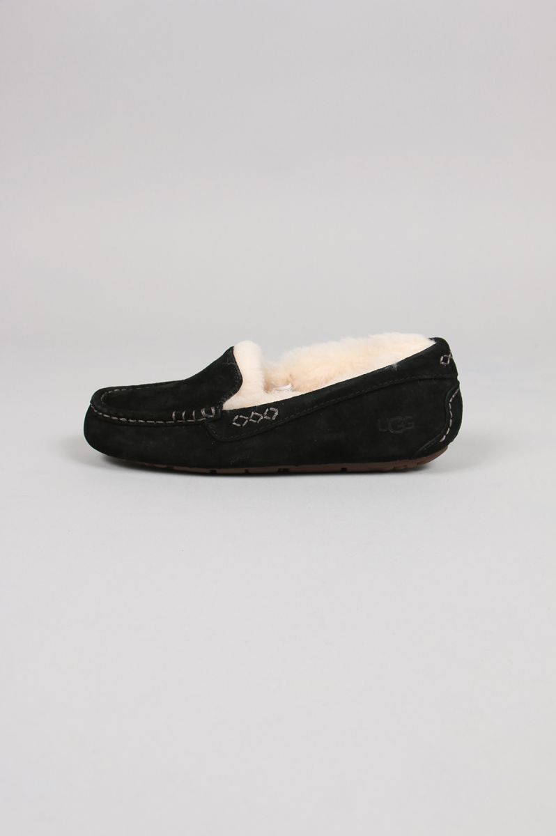 ANSLEY -BLACK UGG -Women-(アグ)