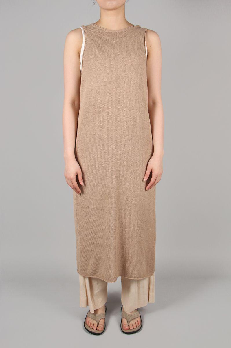Knit Apron Dress-BEIGE(11910324) Todayful(トゥデイフル)