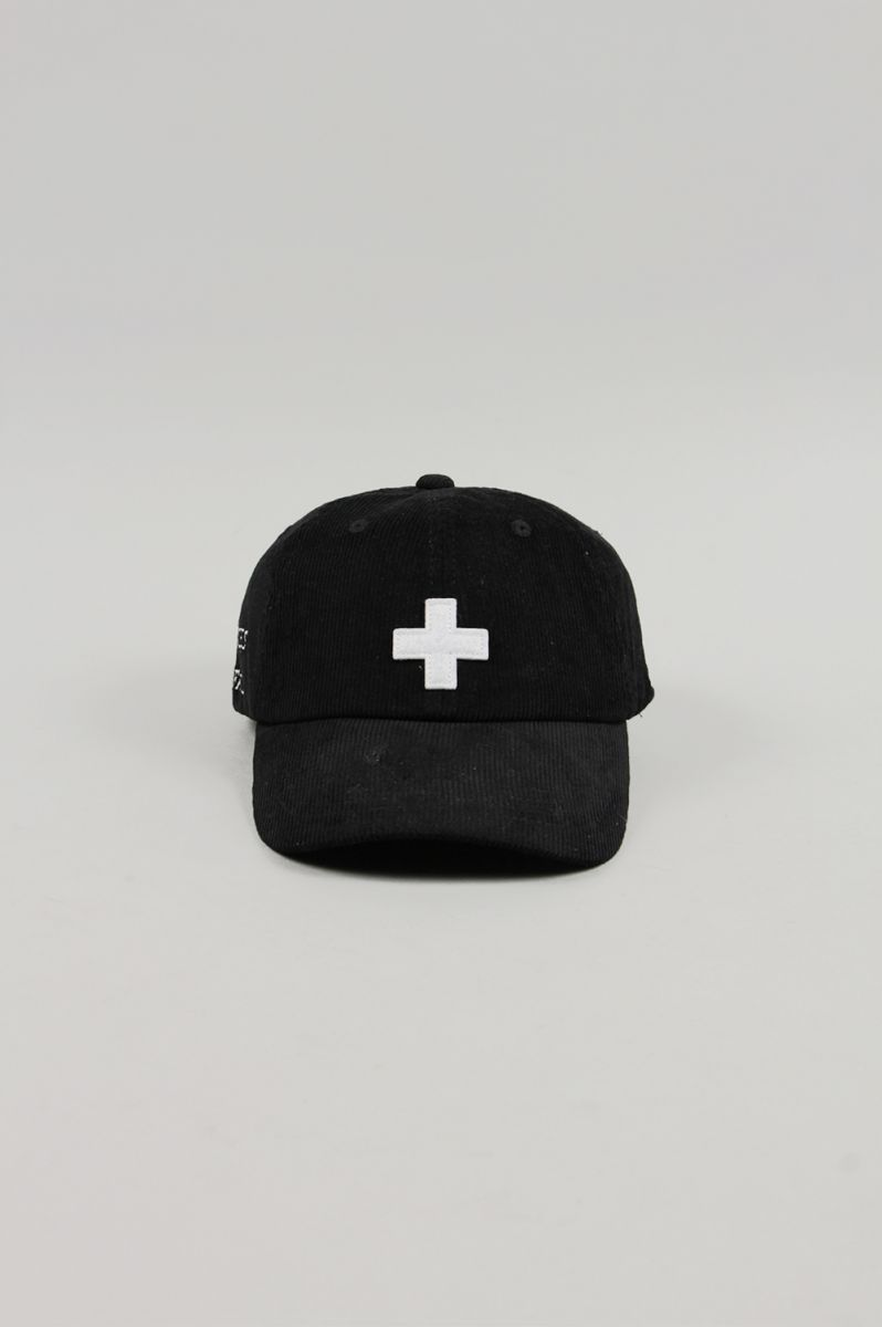 ead1ece2e CORDUROY CAP/BLACK PLACES+FACES (play Shizu plus Fay Shizu)