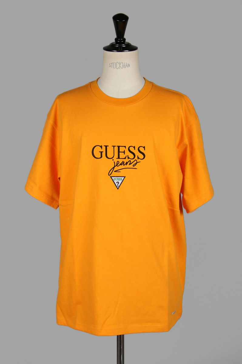 Guess Jeans Green T Shirt Ficts