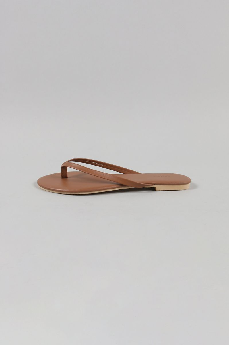 Ecoleather Beach Sandals -BEIGE (11911092) Todayful(トゥデイフル)