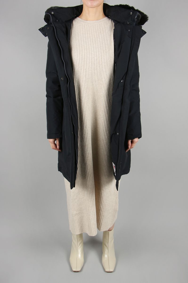 Bow Bridge CT -DARK NAVY(WWCPS2807D) Woolrich -Women-(ウールリッチ)