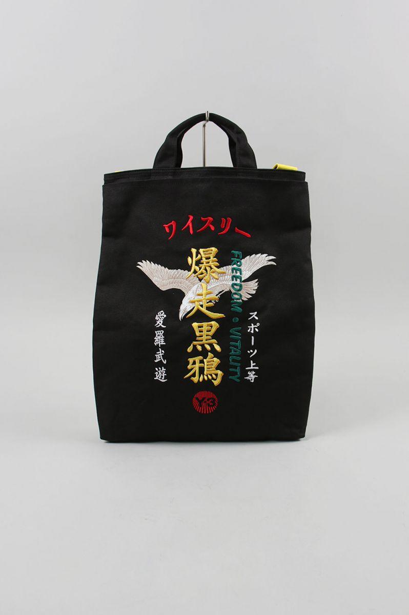 【25%OFF】 Y-3 CANVAS TOTE(FQ6965-ACCS20) Y-3 -Men-(ワイ・スリー)