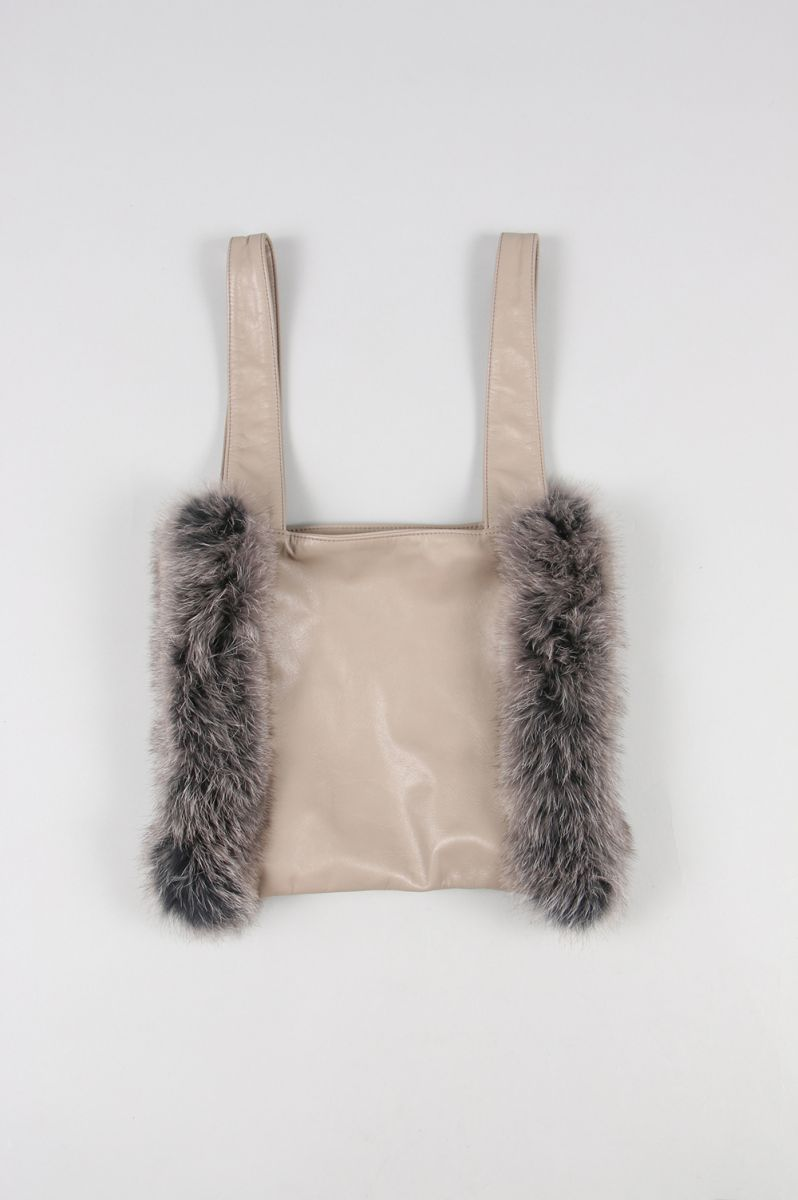 Fox Shopping Bag (LD2204) (R) Ludlow(ラドロー)