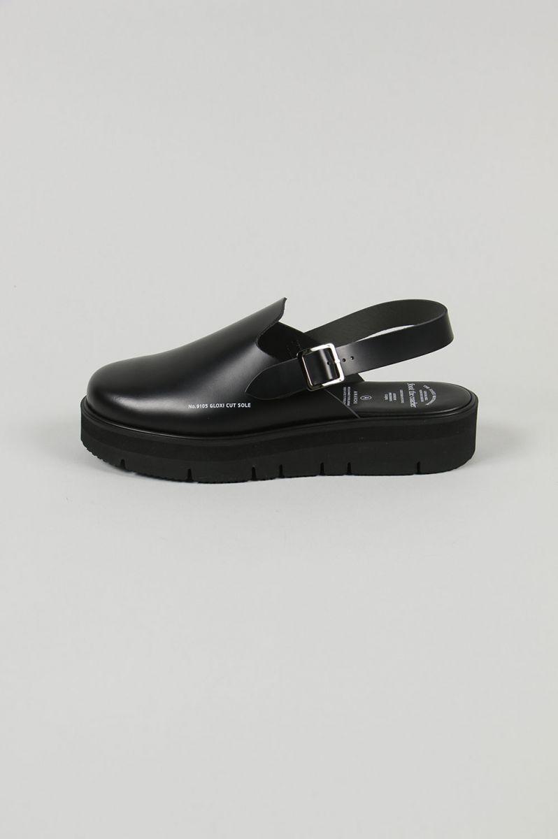 SS SANDALS -GLOXI CUT SOLE- (FTC1912013) foot the coacher(フット・ザ・コーチャー)