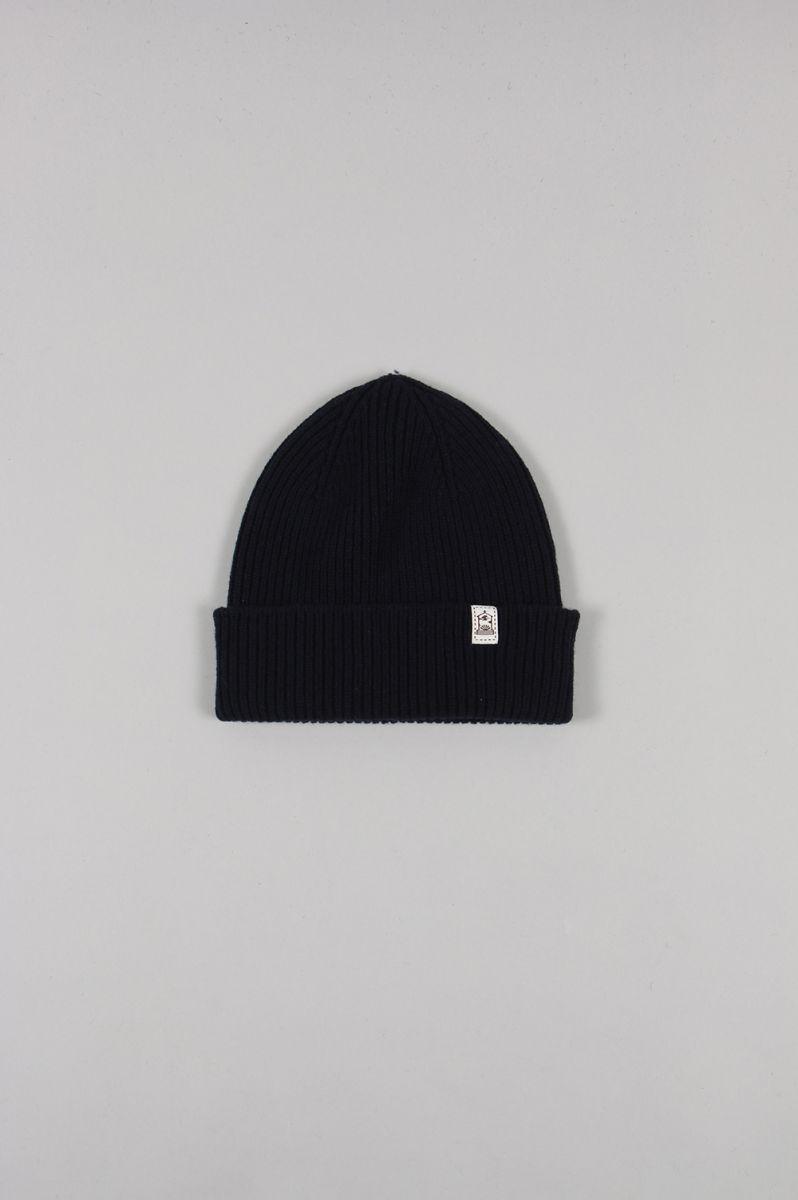 インバーアラン メンズ Hat Rib Knit ネイビー【正規取扱店】