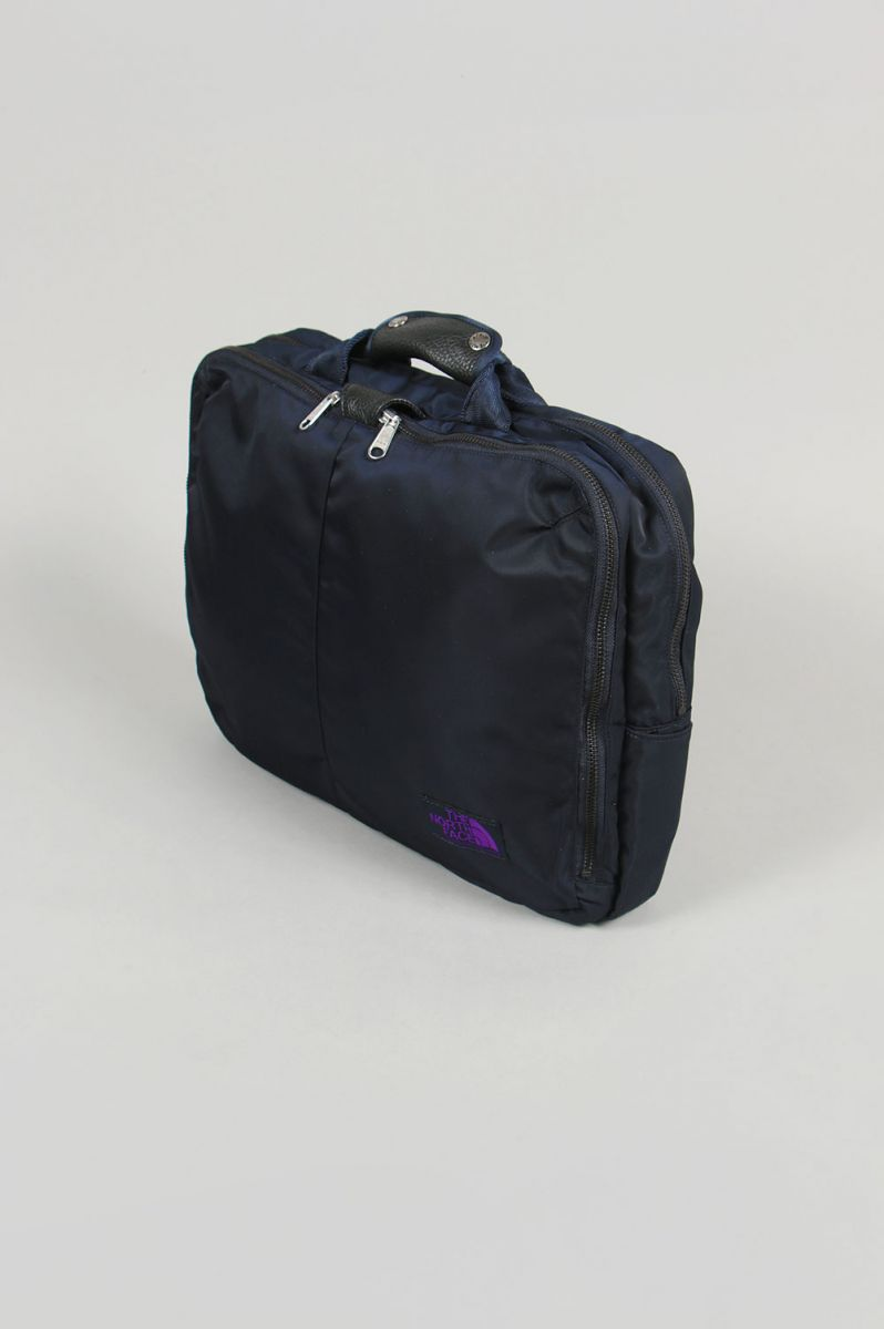 ノースフェイス パープルレーベル メンズ LIMONTA Nylon 3Way Bag SNavyNN7913N54jRLA