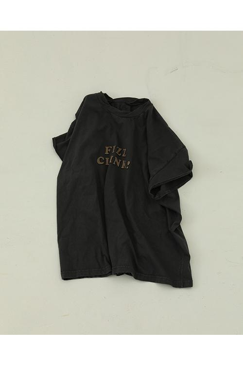 【予約会開催中】FIZZ CLINK T-Shirts-BLACK(12010618 ) (R) Todayful(トゥデイフル)