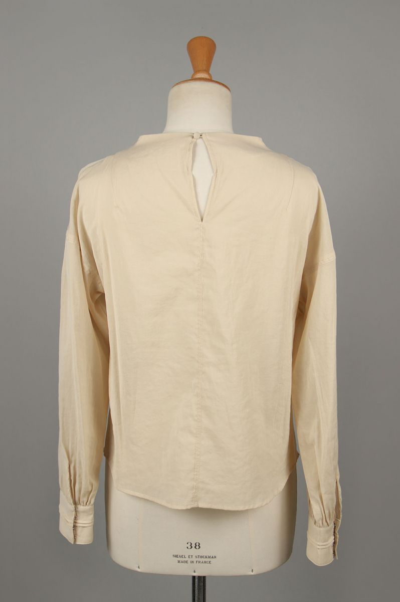 Pintuck Dry Blouse CREAM 12010410Todayful トゥデイフルulK5TJc13F