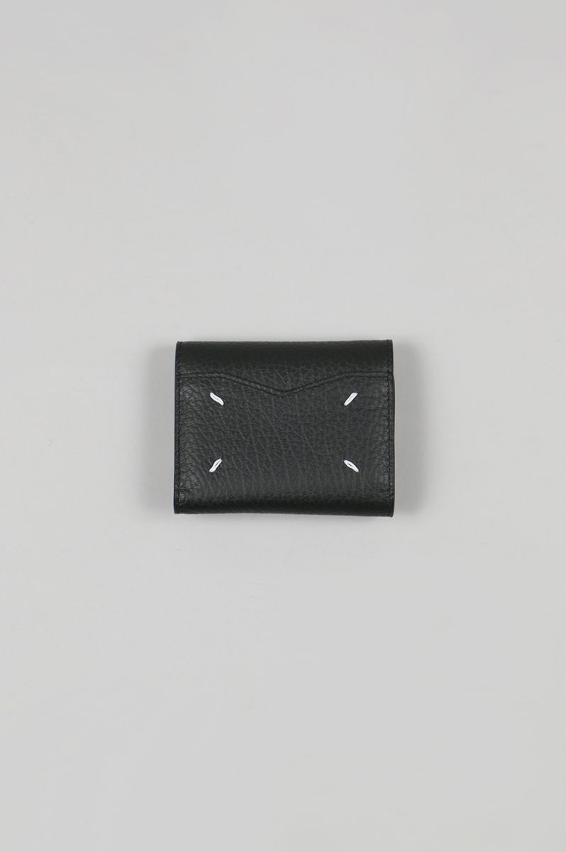 Tri-fold Wallet -Black (S56UI0136) Maison Margiela(メゾン・マルジェラ)