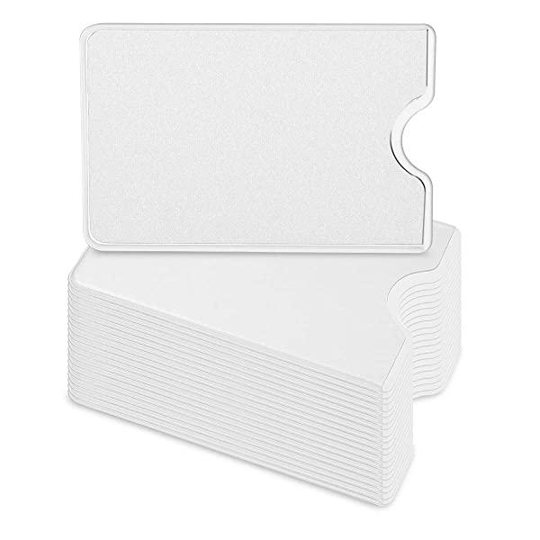 タイプ:半透明 20x カード 格安激安 保護 ケース - ハード カバー ... キャッシュカード カード入れ 免許証 クレジットカード ID オーバーのアイテム取扱☆ 20枚セット 保険証