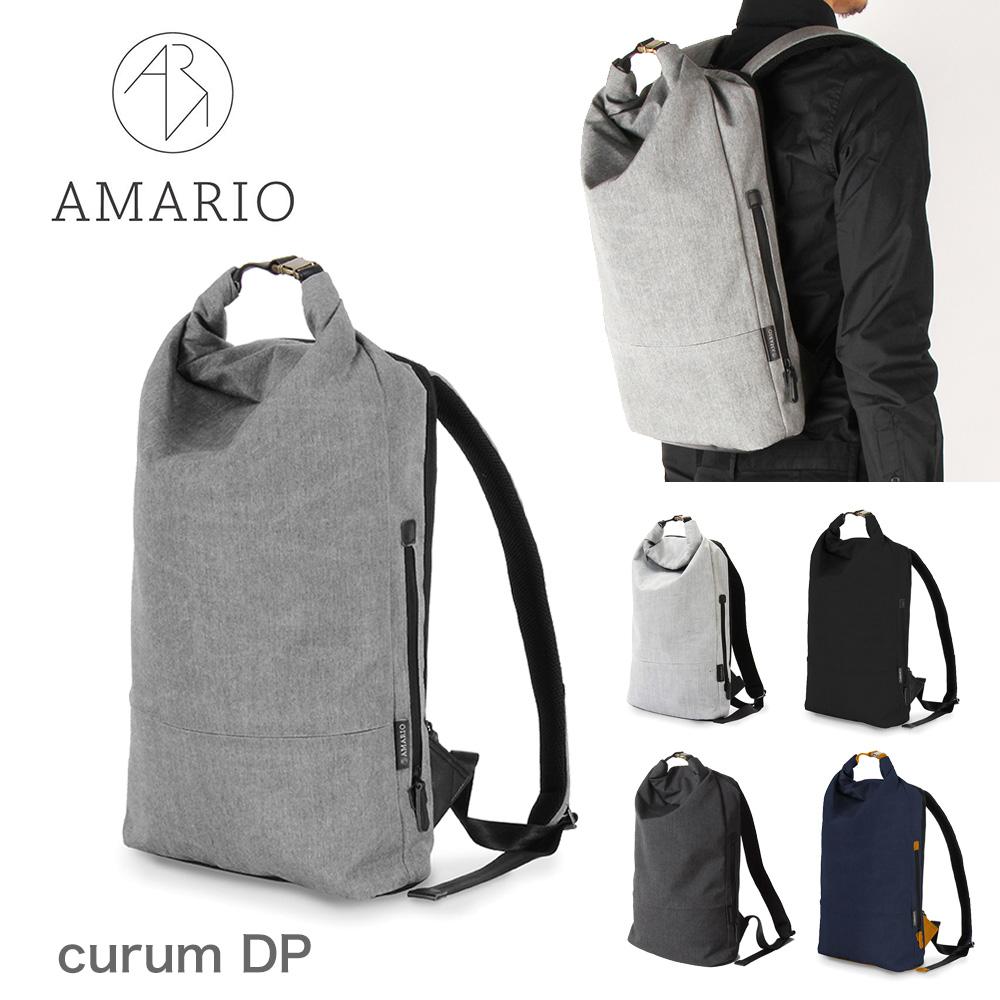 デイパック「crum DP」 AMARIO【送料無料/メール便不可】