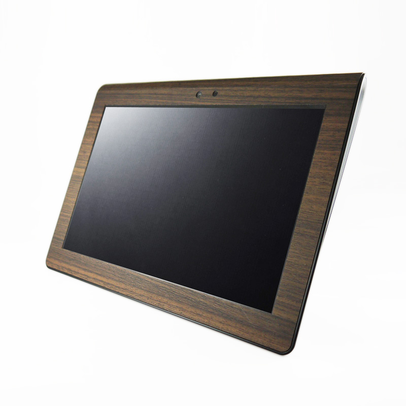 【Deff直営ストア】CLEAVE Wooden Plate for Tablet SSony Tablet S専用カバー