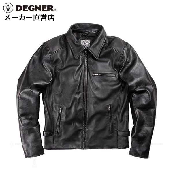 デグナー DEGNER レザージャケット 17SJ-1 メンズ シープ ライダース 羊革