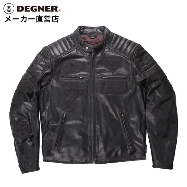 デグナー DEGNER レザージャケット15WJ-2A メンズ シングル 本革
