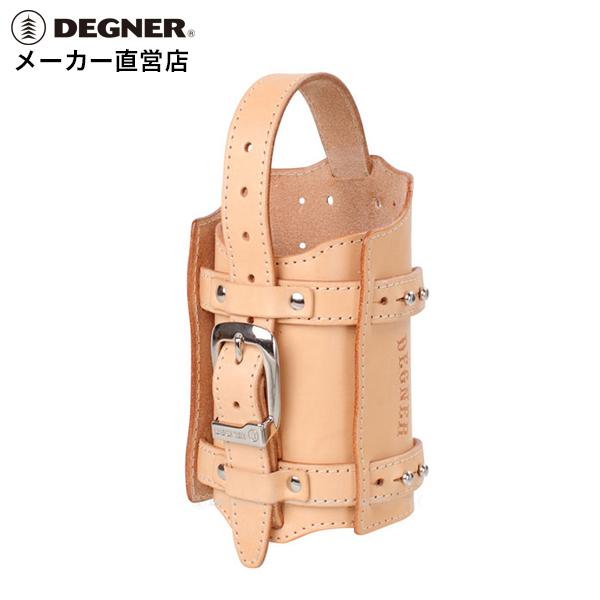 デグナー DEGNER ガソリン携行缶ホルダー DH-5 タン クロコエンボス ガソリン