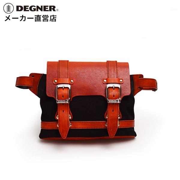 卸売 2WAYウエストバッグ B-006イタリア本革 イタリアンコットン レザー レザー Leatherbag デグナー] 高級素材[Hiline Leatherbag Collection][DEGNER デグナー], 自然睡眠館フジハシ:d8aa898c --- espigaverda.com