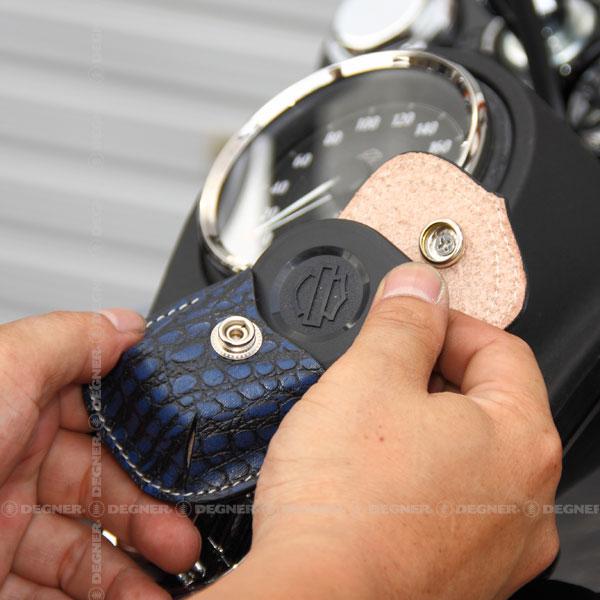 Harley Davidson 키포브 전용 케이스