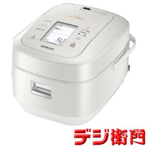 日立 圧力IH炊飯器 RZ-AW3000M-W パールホワイト 打込鉄・釜 ふっくら御膳 5.5合炊き炊飯ジャー /【Mサイズ】