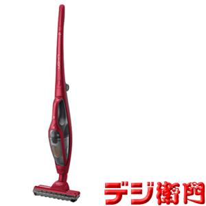日立 コードレス式スティッククリーナー 掃除機 PV-BE200-R パールレッド /【Mサイズ】