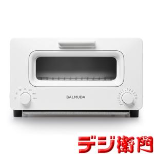 バルミューダ トースター The Toaster K01E-WS ホワイト /【Mサイズ】