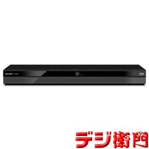 シャープ ブルーレイレコーダー AQUOSブルーレイ 2B-C05BW1 HDD500GB 2チューナー /【Sサイズ】