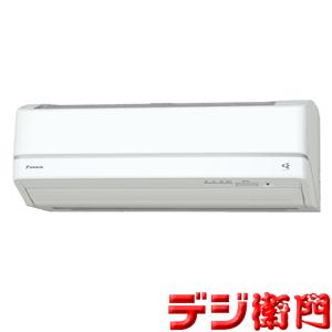ダイキン 室外電源 冷暖房エアコン RXシリーズ うるさら7 S80TTRXV-W ホワイト/【送料:大型商品のため家財サイズ】【代引不可】