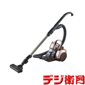 パナソニック サイクロン式 掃除機 ダブルメタル プチサイクロン MC-SR560G-N ローズゴールド /【Mサイズ】
