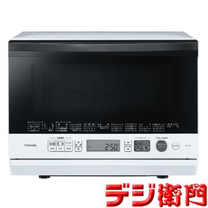 東芝 庫内容量26L オーブンレンジ 石窯ドーム ER-SD70-W /【Mサイズ】