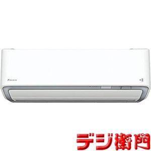 ダイキン 加湿機能付・冷房能力7.1kW 冷暖房エアコン RXシリーズ うるさらX S71XTRXP-W /【送料:大型商品のため家財サイズ】