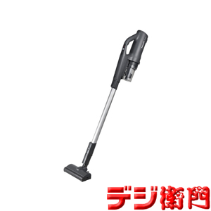 パナソニック コードレス スティッククリーナー 掃除機 パワーコードレス MC-SB30J-H [グレー] /【送料区分Mサイズ】