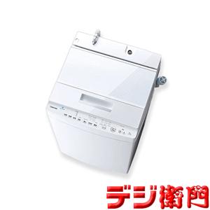 東芝 洗濯容量8kg 縦型 洗濯機 ZABOON AW-8D8 /【送料区分Lサイズ】