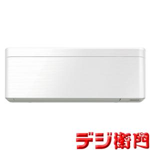ダイキン 冷房能力4.0kW 冷暖房 エアコン risora S40WTSXP-W ラインホワイト /【送料区分ACサイズ】
