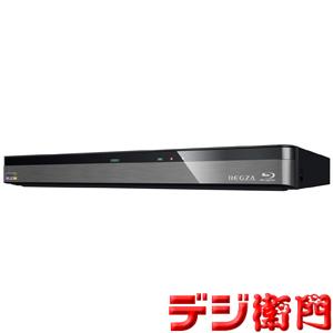 東芝 HDD3TB ブルーレイレコーダー REGZA DBR-UT309 /【送料区分Mサイズ】