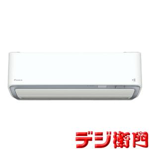 ダイキン 加湿機能付・冷房能力2.5kW 冷暖房エアコン RXシリーズ うるさら7 S25WTRXS-W /【送料区分ACサイズ】