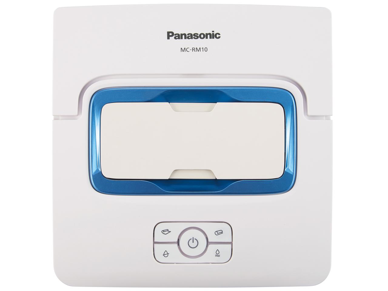 パナソニック MC-RM10-W 床拭きロボット掃除機「Rollan(ローラン)」[MCRM10W]
