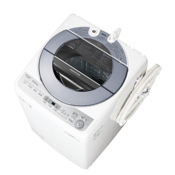 シャープ ESGV8CS 8.0kg全自動洗濯機 8.0kg全自動洗濯機 シルバー系 ESGV8CS シャープ ※配送・設置は、最寄のエディオン配送センターよりお伺いいたします。[全国送料無料 ※一部地域を除く], exposition:ce2fd169 --- gallery-rugdoll.com