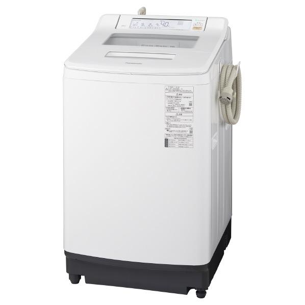 パナソニック NA-JFA806-W 8.0kg全自動洗濯機 [NAJFA806W] ※配送設置:最寄のエディオン商品センターよりお伺い致します。[※サービスエリア外は別途配送手数料が掛かります](搬入不可等によるキャンセルは出来ません)