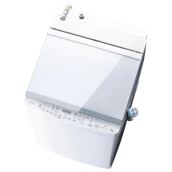 東芝 AW-10SV8(W) 10.0kg洗濯乾燥機 ZABOON グランホワイト [AW10SV8W] ※配送設置:最寄のエディオン商品センターよりお伺い致します。[※サービスエリア外は別途配送手数料が掛かります]