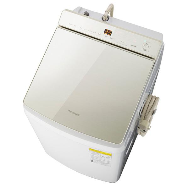 パナソニック NA-FW100K7-N 10.0kg洗濯乾燥機 シャンパン [NAFW100K7N] ※配送設置:最寄のエディオン商品センターよりお伺い致します。[※サービスエリア外は別途配送手数料が掛かります]