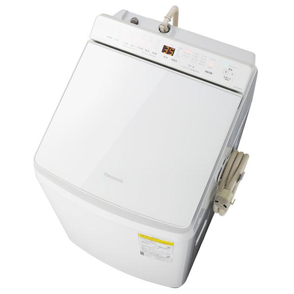 パナソニック NA-FW100K7-W 10.0kg洗濯乾燥機 ホワイト [NAFW100K7W] ※配送設置:最寄のエディオン商品センターよりお伺い致します。[※サービスエリア外は別途配送手数料が掛かります]