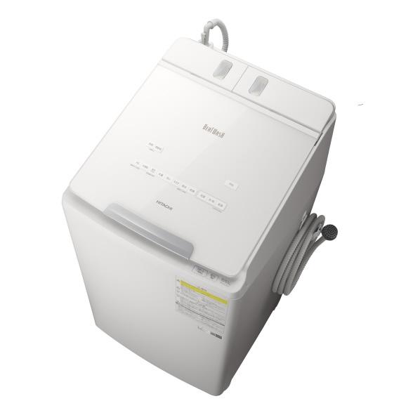 <title>洗濯のたびに自動で適量投入 液体洗剤 使い勝手の良い 柔軟剤自動投入 納期目安:1-2週間 日立 BW-DX100F W 10.0kg 洗濯乾燥機 ビートウォッシュ ホワイト BWDX100FW ※配送設置:最寄のエディオン商品センターよりお伺い致します ※サービスエリア外は別途配送手数料が掛かります</title>