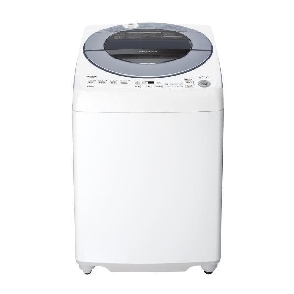 人気TOP (納期目安:2~3週間)シャープ 8.0kg全自動洗濯機 8.0kg全自動洗濯機 (納期目安:2~3週間)シャープ シルバー系 シルバー系 ESGV8ES ※配送設置:最寄のエディオン商品センターよりお伺い致します。[※サービスエリア外は別途配送手数料が掛かります](搬入等によるキャンセルは出来ません), 栗原精穀:fc362f04 --- experiencesar.com.ar