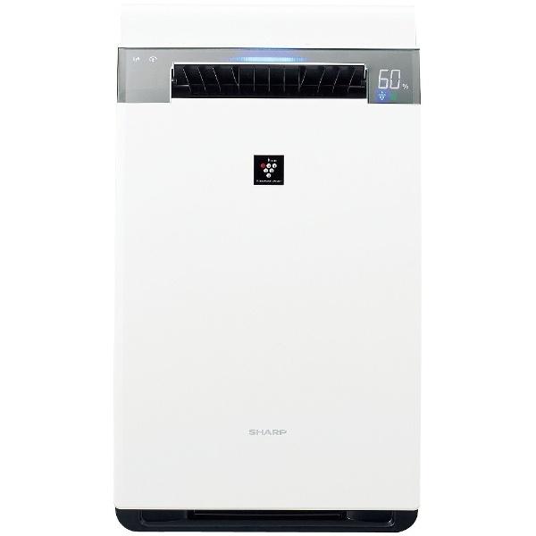 (お取り寄せ)シャープ プラズマクラスター加湿空気清浄機 KI-HX75-W(ホワイト系)