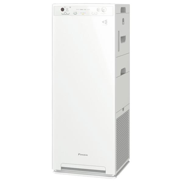 (お取り寄せ)ダイキン 加湿空気清浄機 ホワイト MCK40U-W [MCK40UW]