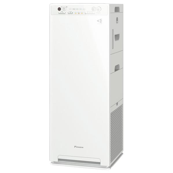 (お取り寄せ)ダイキン 加湿空気清浄機 ホワイト MCK55U-W [MCK55UW]